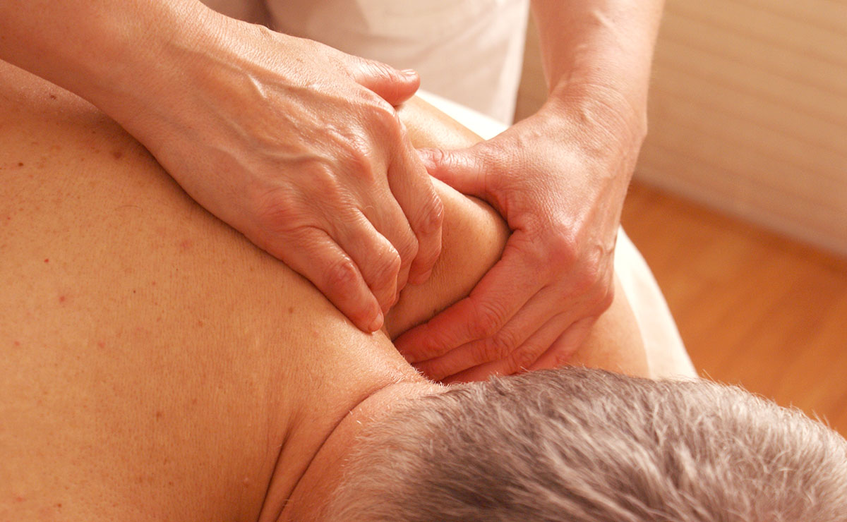 Deep Tissue Massage | 70 min