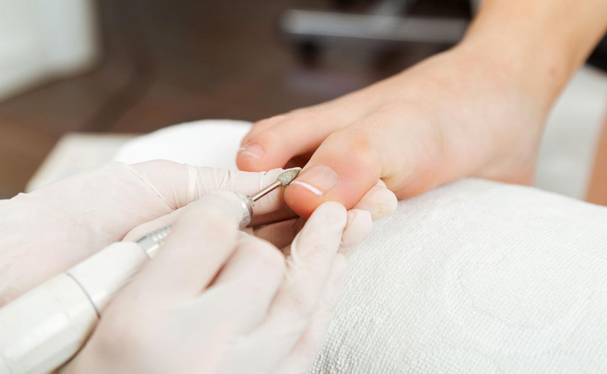 Diamond Manicure & Pedicure