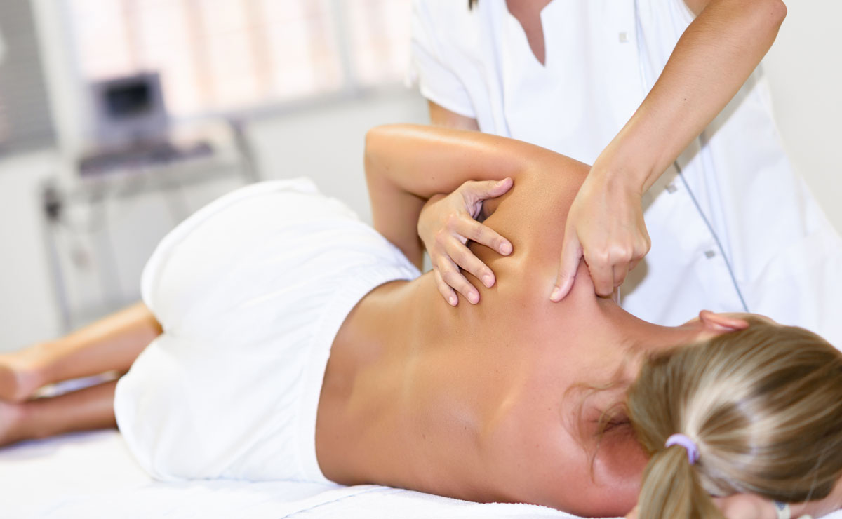 Deep Tissue Massage | In Suite